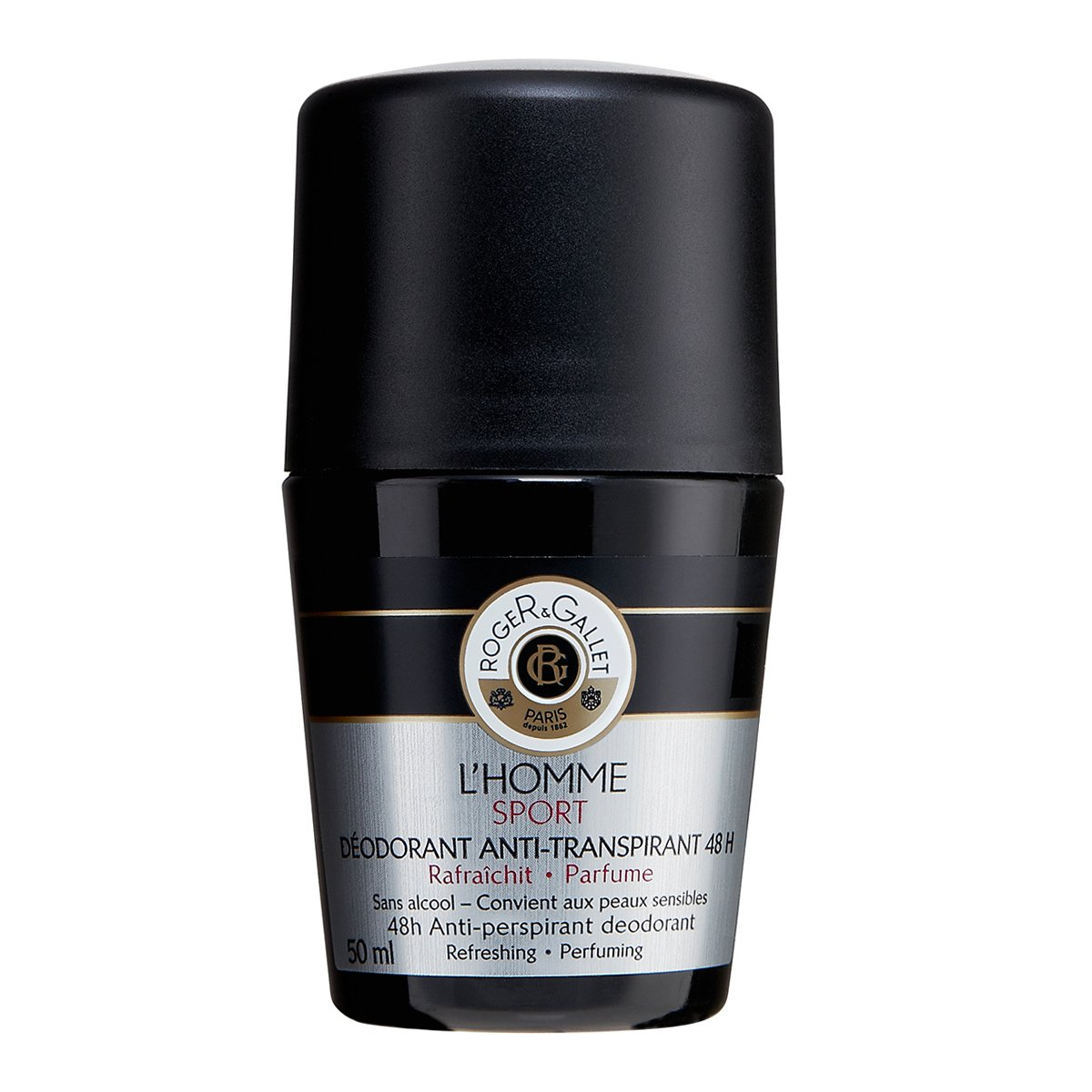 Roger&Gallet - L'Homme Sport - Déodorant Roll-on 50 ml