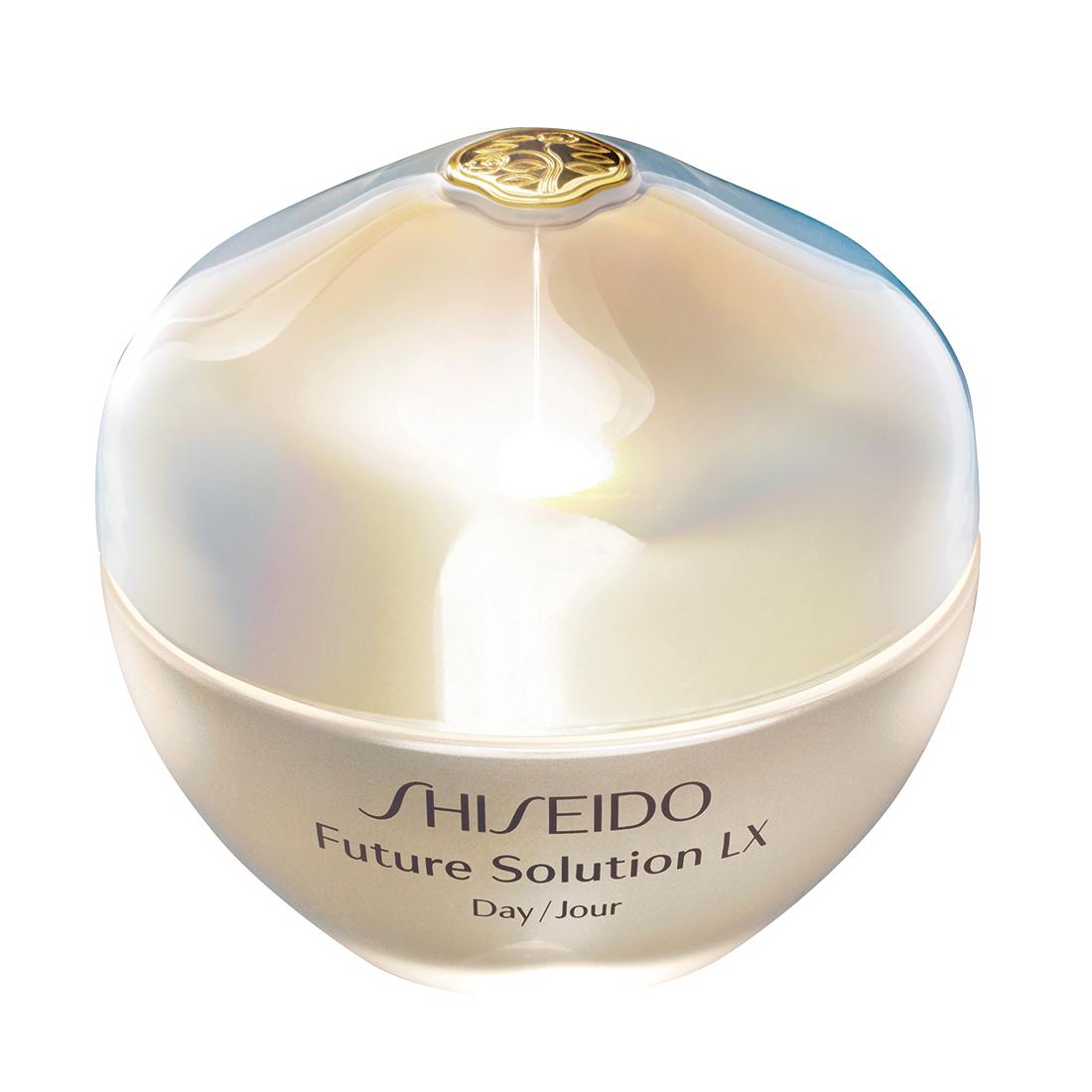 Shiseido - Future Solution Lx - Crème Protectrice Totale SPF15 50 ml