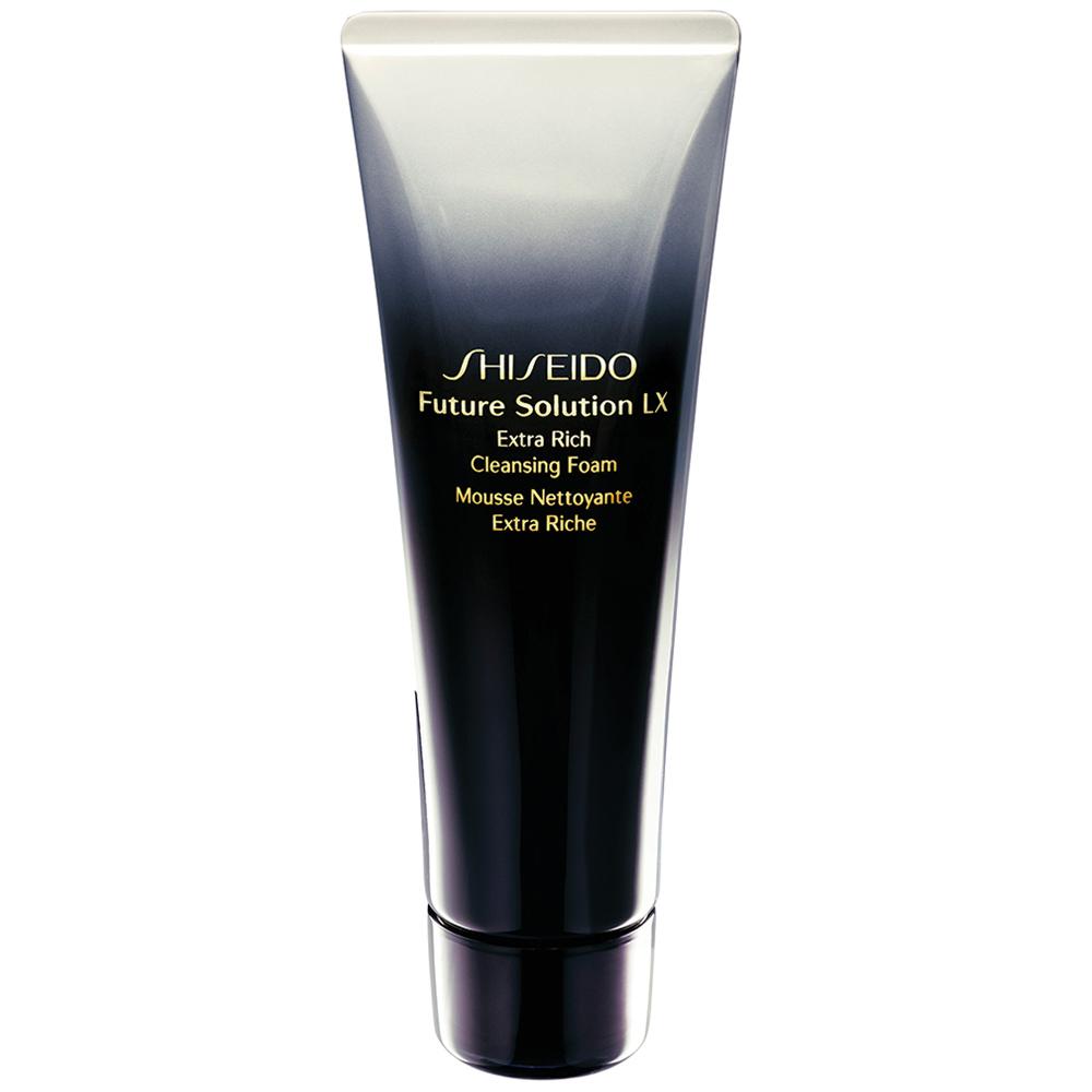 Shiseido - Future Solution Lx - Mousse Nettoyante Extra Riche 125 ml