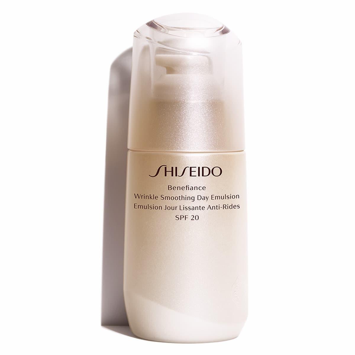 Shiseido - Benefiance - Emulsion Jour Anti-Rides SPF20 75 ml