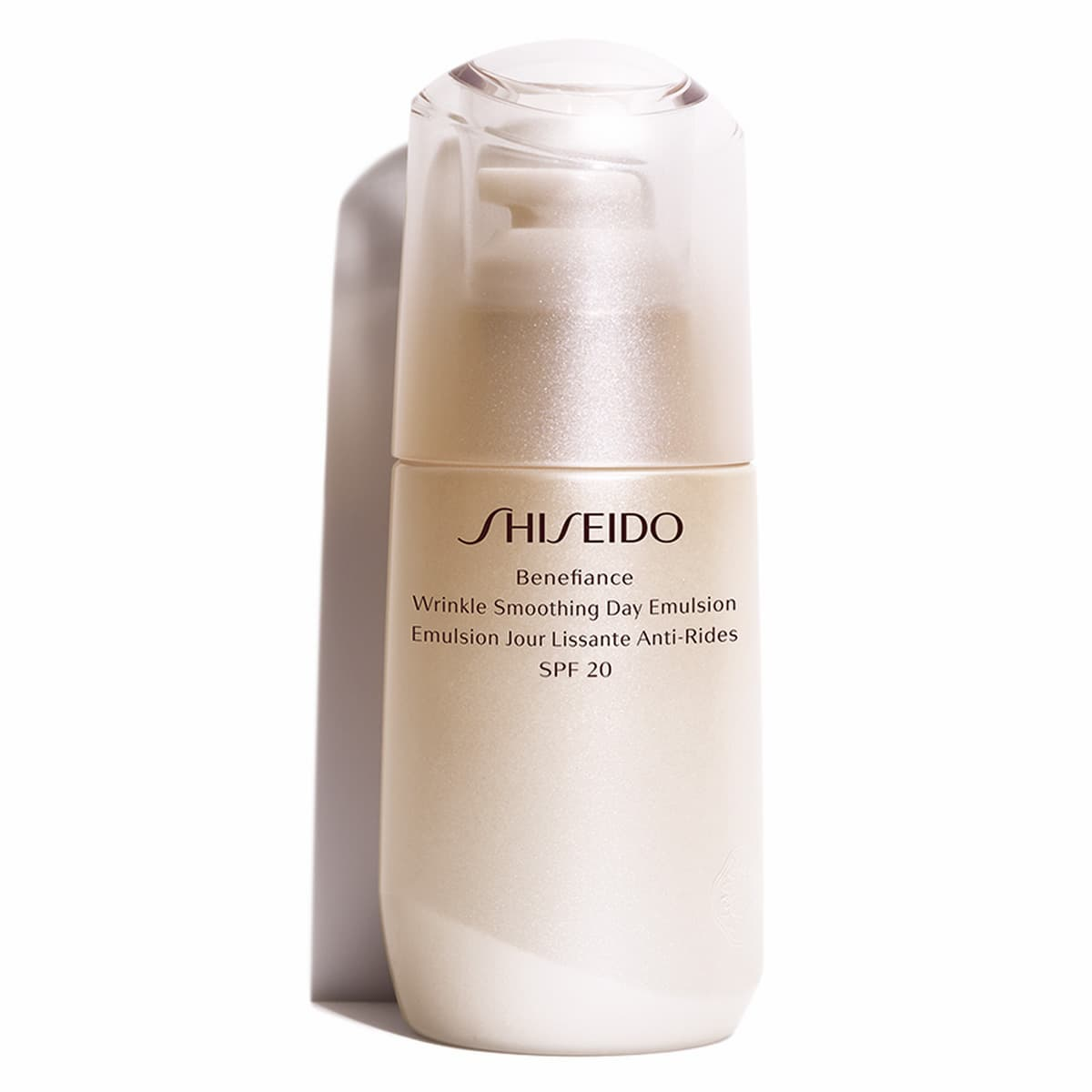 Shiseido - Benefiance - Emulsion Jour Anti-Rides SPF20 75 ml
