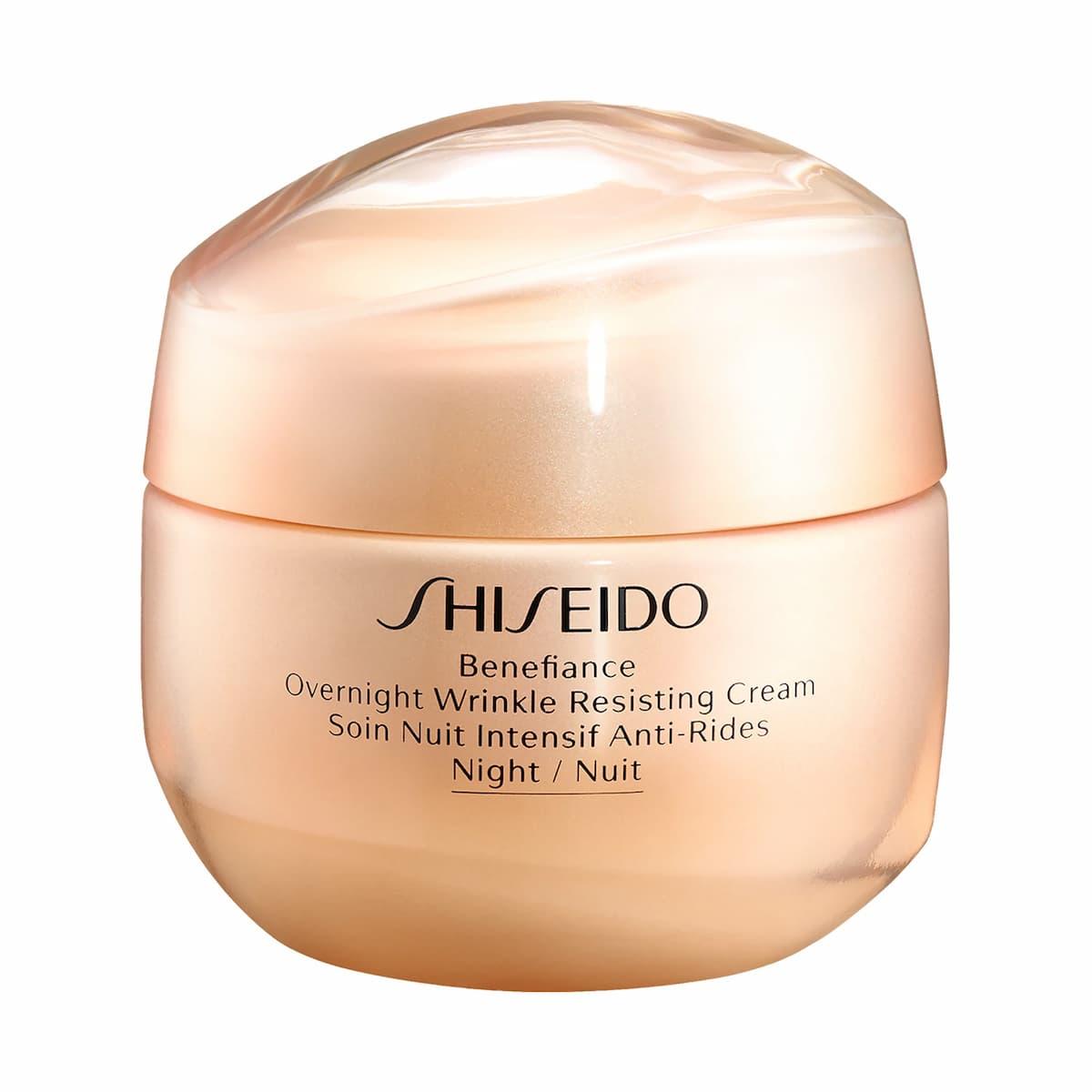 Shiseido - Benefiance - Soin nuit Intensif Anti-Rides 50 ml