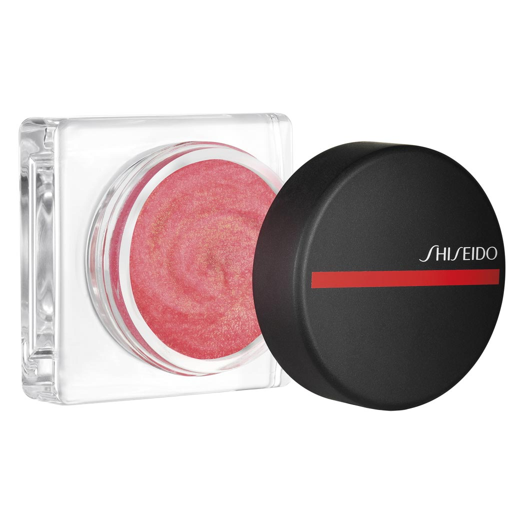 Blush Minimalist Whipped Powder - Shiseido