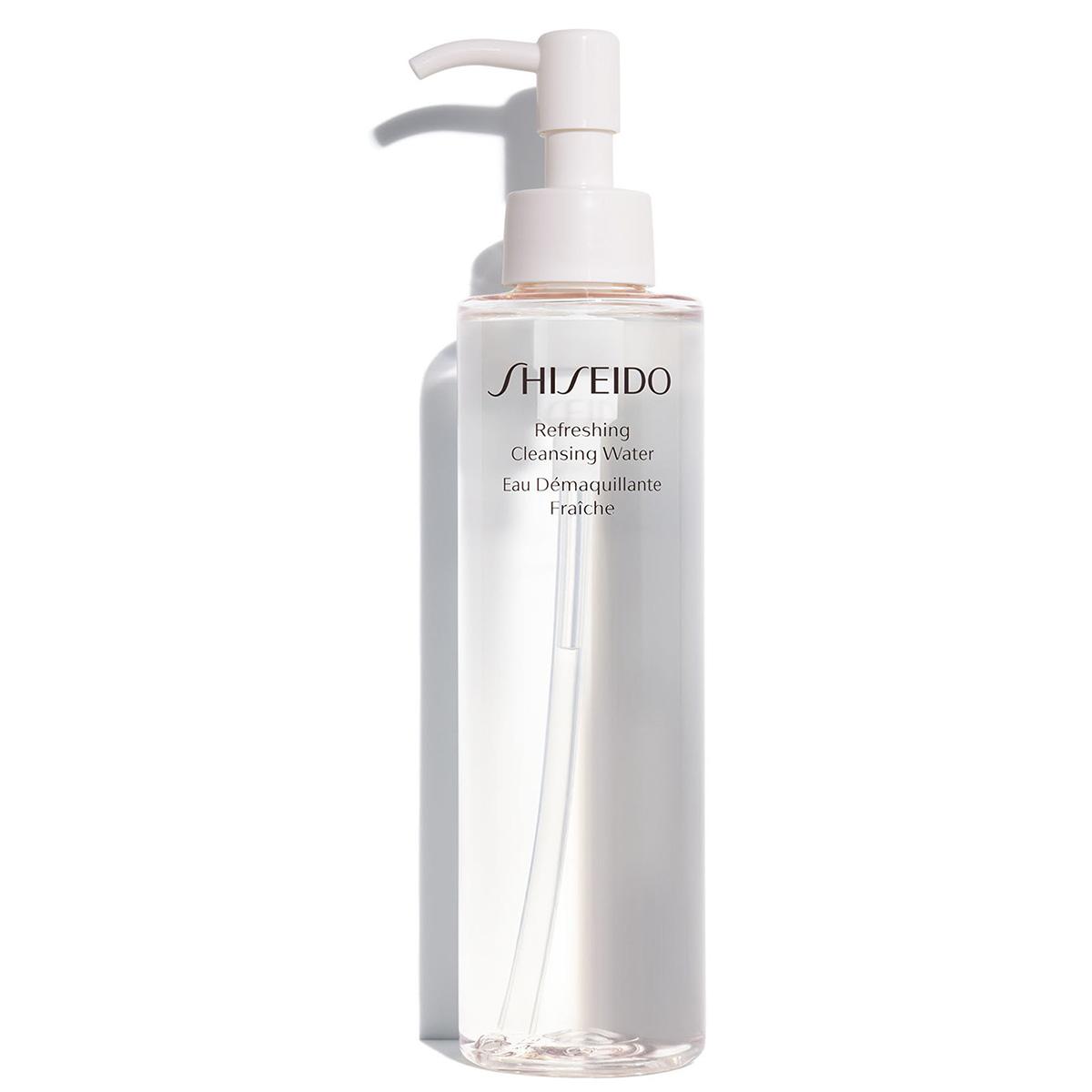Shiseido - Eau Démaquillante Fraîche - 180 ml