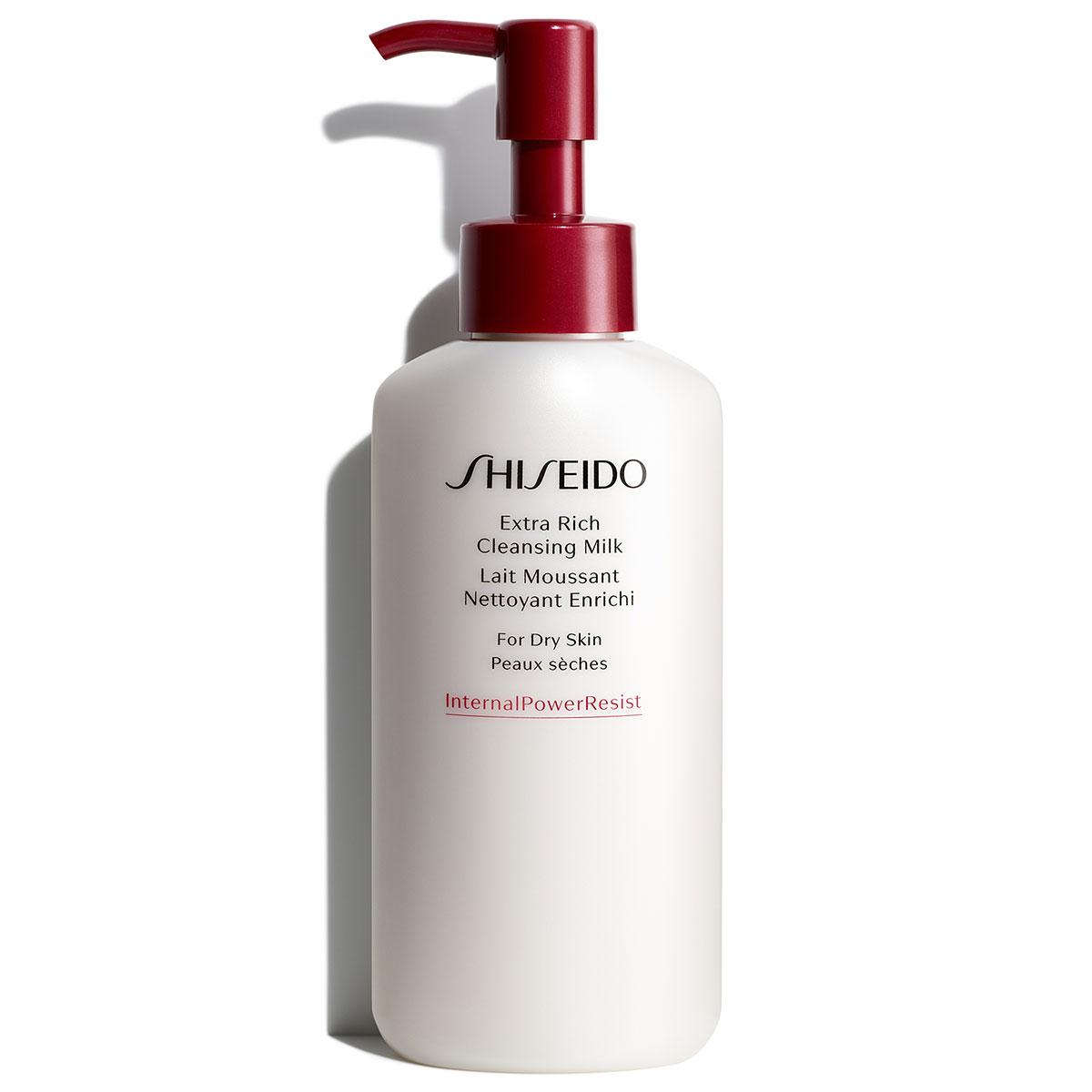 Shiseido - Lait Moussant Nettoyant Enrichi - 125 ml