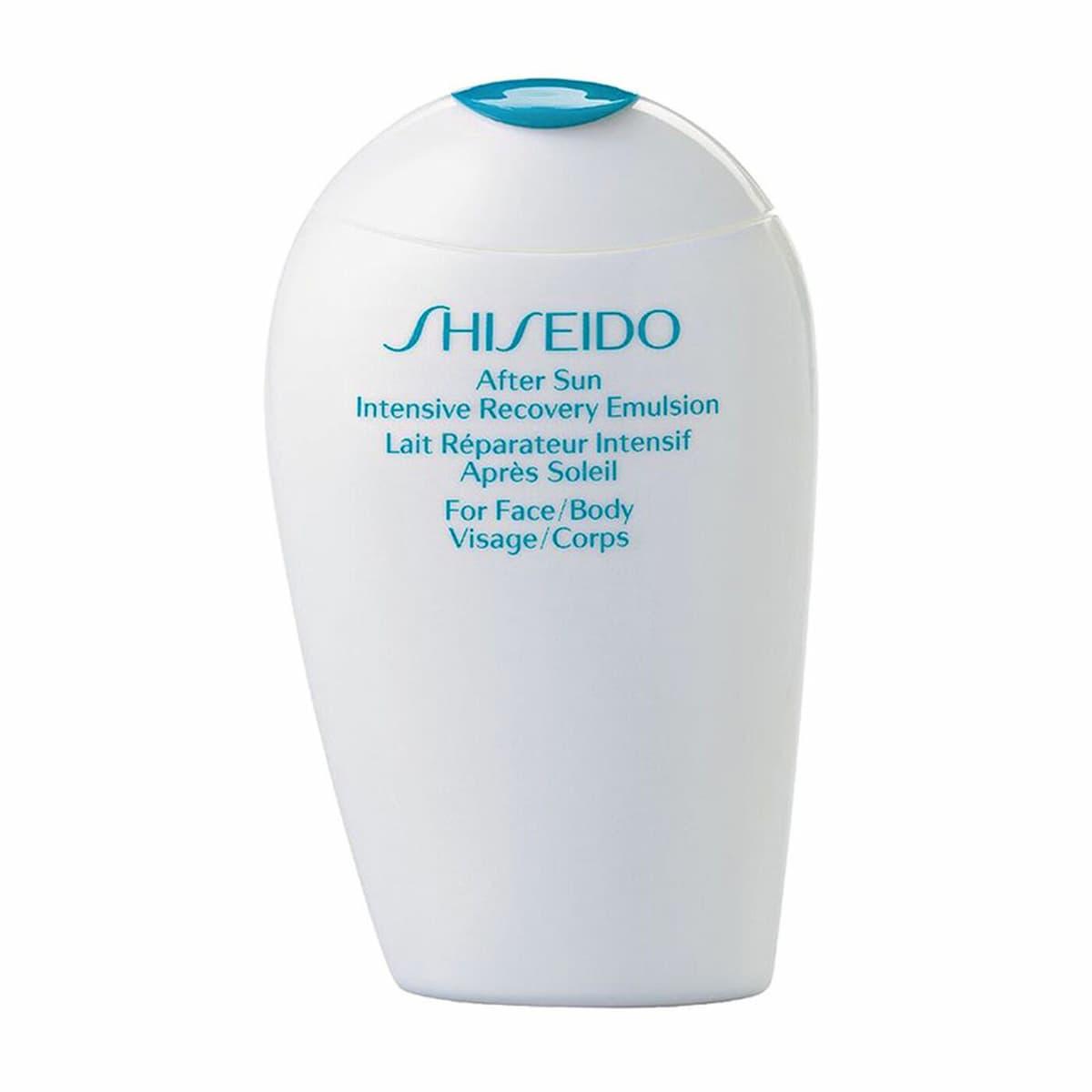 Shiseido - Lait Réparateur Intensif Après-Soleil