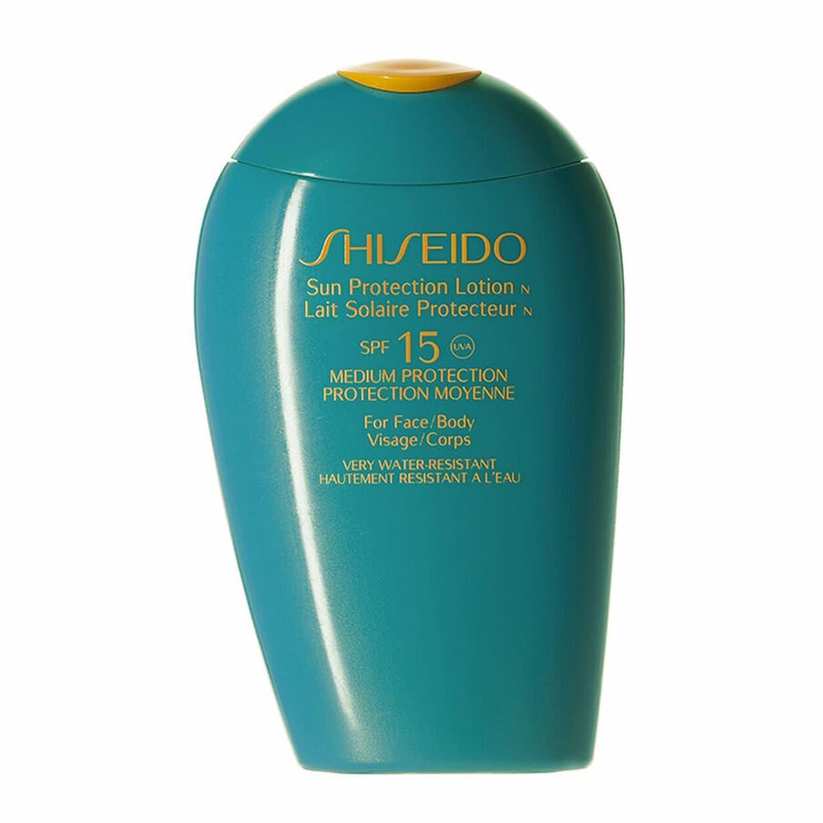 Shiseido - Lait Solaire Protecteur SPF 15