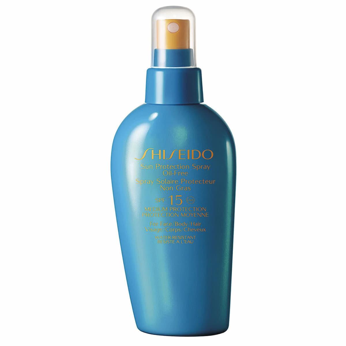 Shiseido - Spray Solaire Protecteur SPF 15