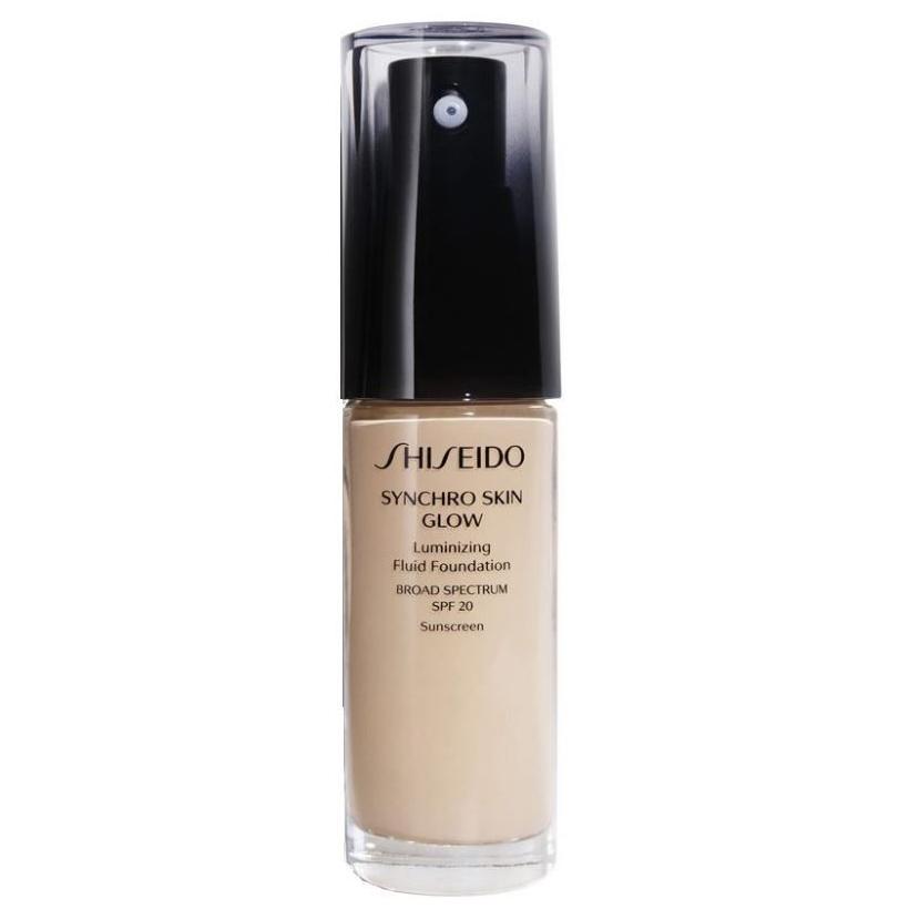 Shiseido - Synchro Skin Glow - Teint Fluide Eclat SPF20