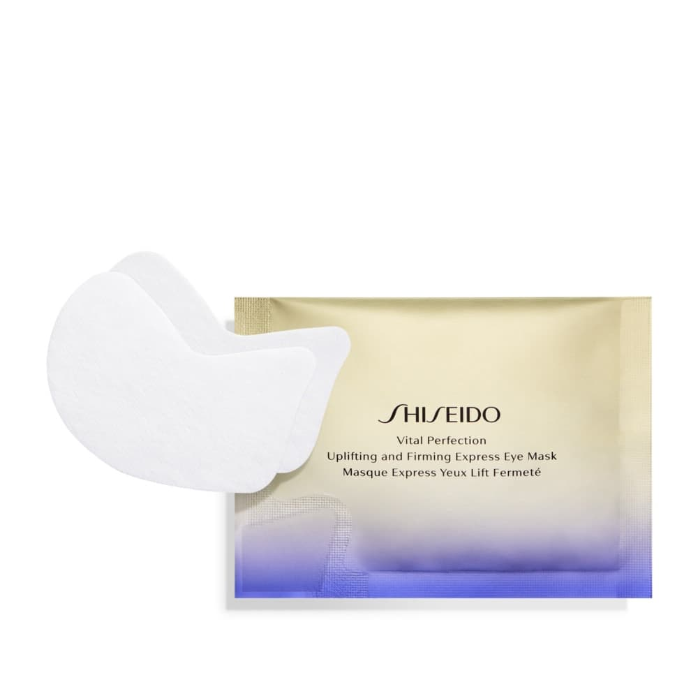 Shiseido - Vital Perfection - Masque Express Yeux Lift fermeté 2 x12 patchs