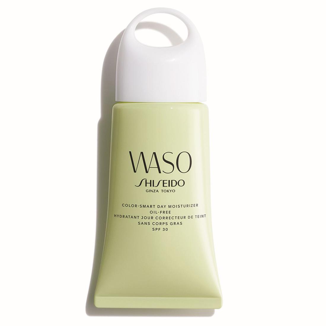 Waso Hydratant Jour Correcteur de Teint Sans Corps Gras - Shiseido