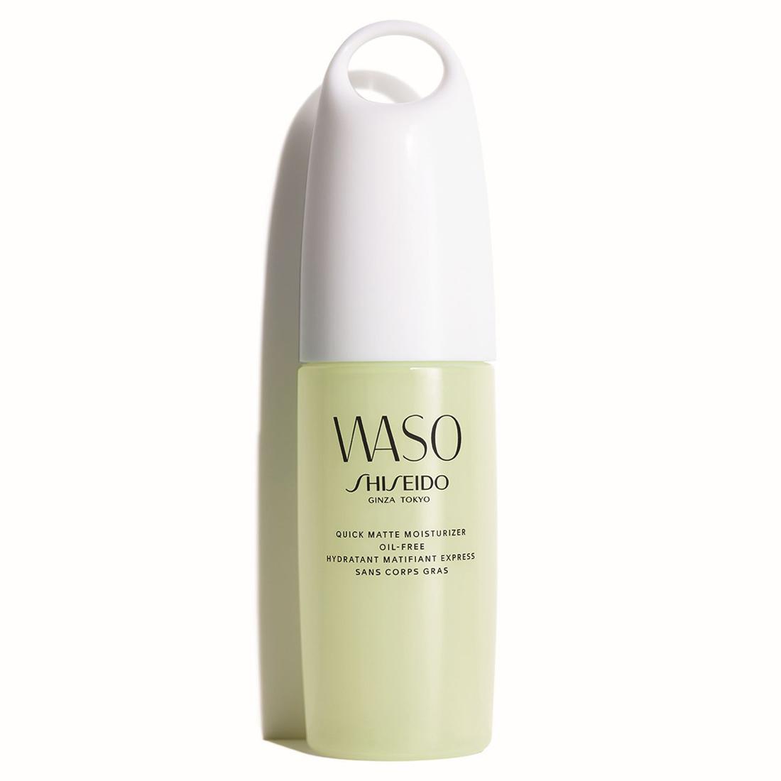 Waso Hydratant Matifiant Express - Shiseido