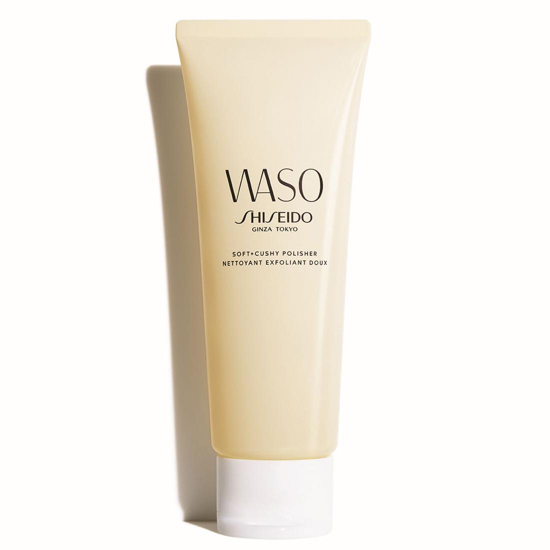 Waso Nettoyant Exfoliant Doux - Shiseido