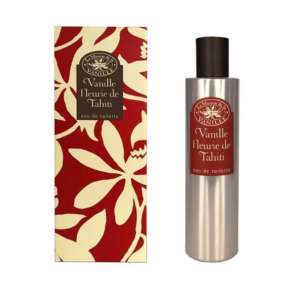La Maison de la Vanille - Vanille Fleurie de Tahiti - Eau de Toilette