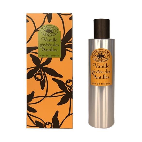 La Maison de la Vanille - Vanille Givrée des Antilles - Eau de Toilette