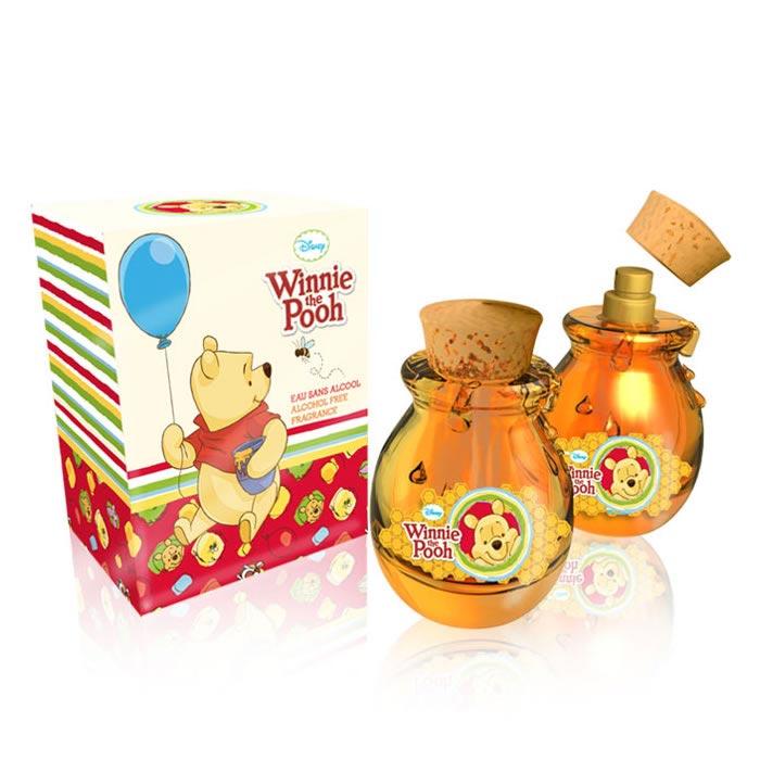 Disney - Winnie L'Ourson - Eau de Senteur sans alcool vaporisateur 50 ml