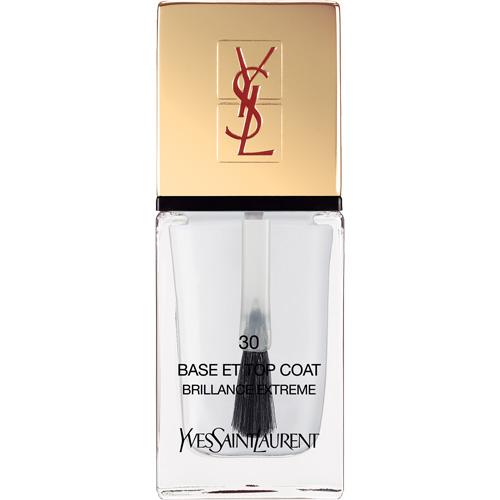 Yves Saint Laurent - La Laque Couture - 30 Base & Top Coat