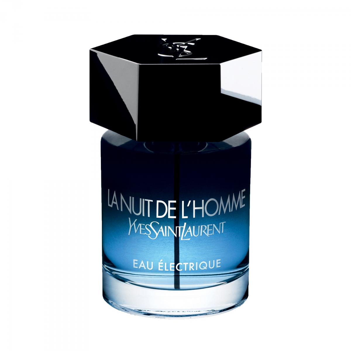 Yves Saint Laurent - La Nuit de l'Homme Eau Electrique - Eau de Toilette