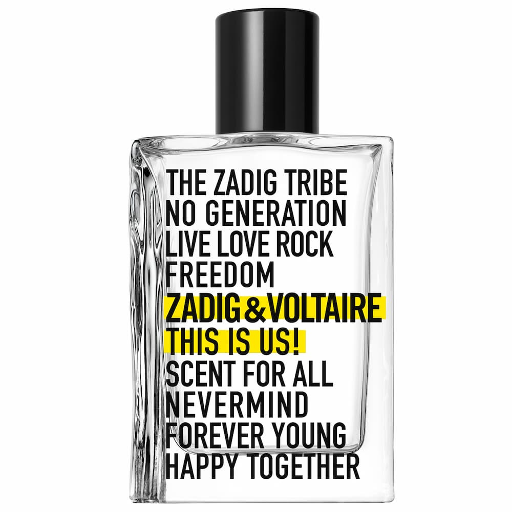 ZADIG & VOLTAIRE This is Us Eau de Toilette