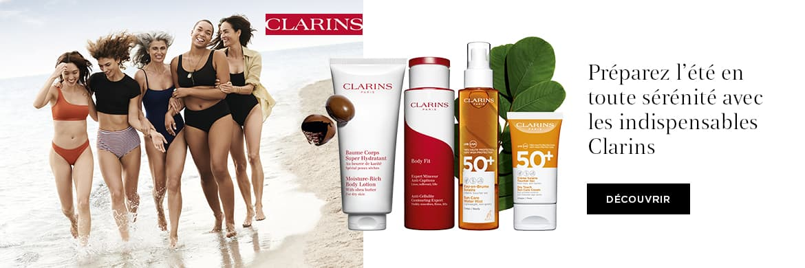 Clarins Spa at Home