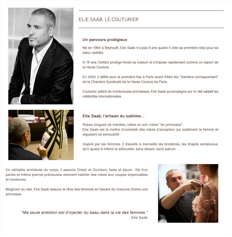 Elie Saab Le Couturier