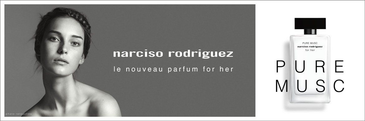 Narciso for her Pure Musc