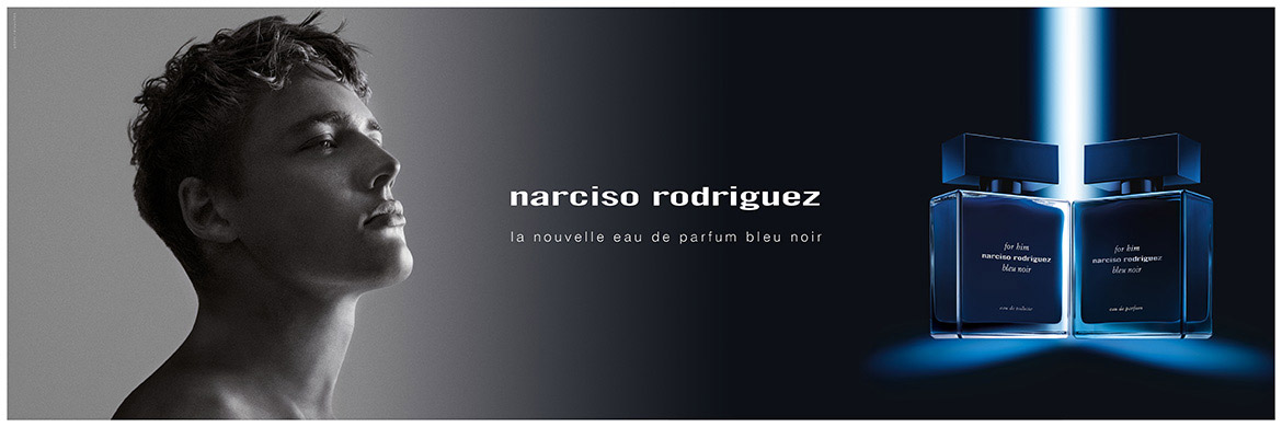 Narciso for him bleu noir