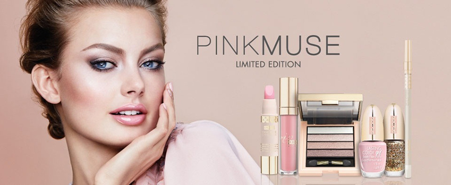 Pupa - Pink Muse Collection Printemps