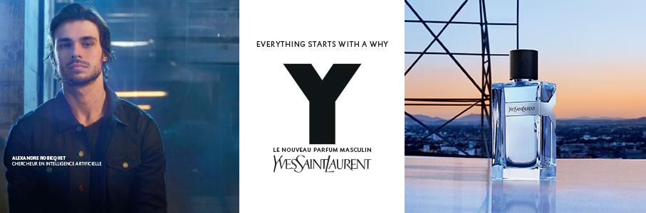 Yves Saint Laurent Y Pour Homme