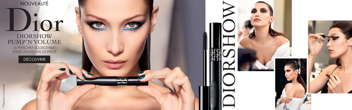 Dior Mascara Pump'N'Volume