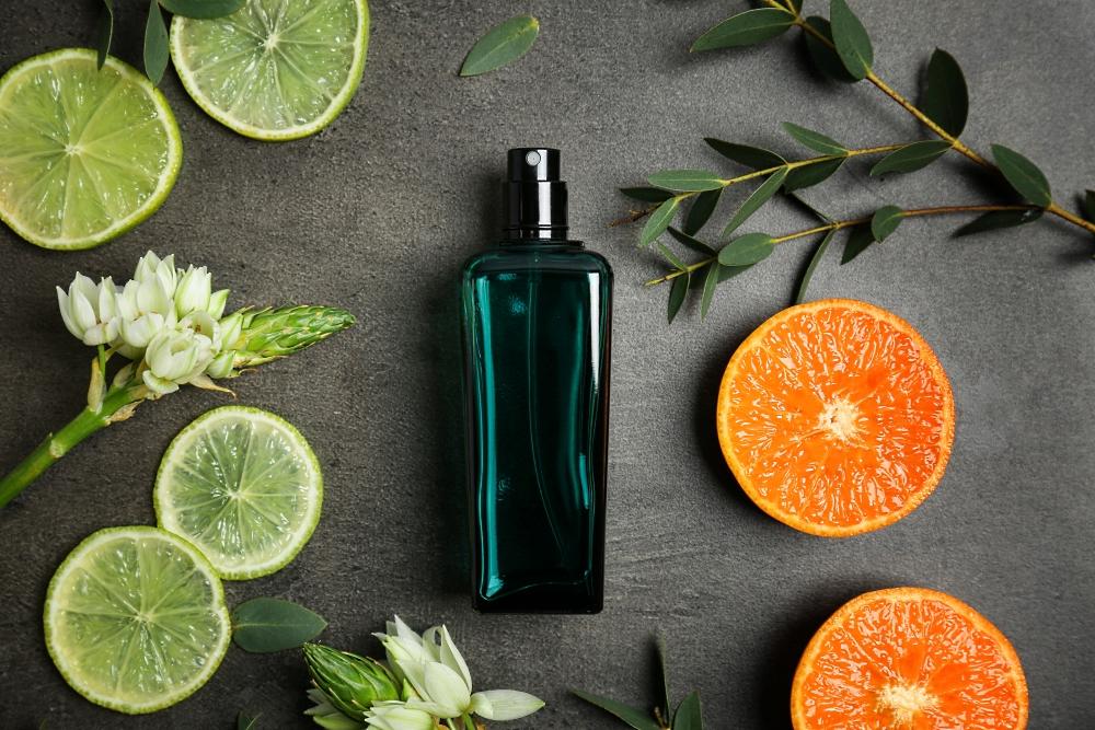 concentration de parfum - eau de cologne